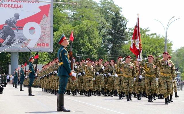 Парад Победы в Ростове проведут со зрителями