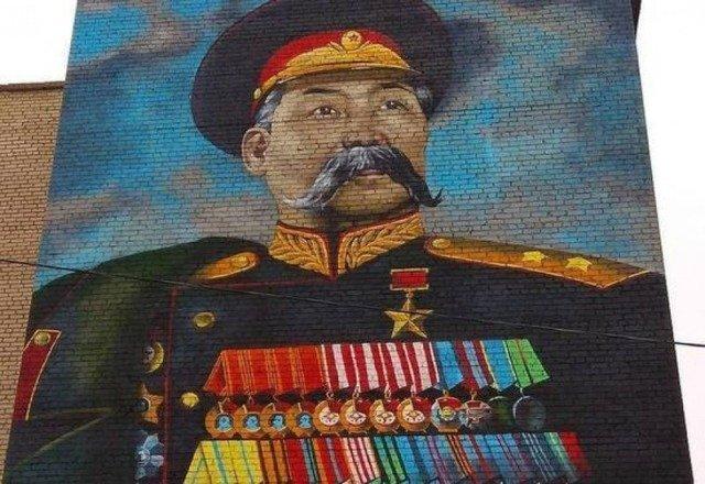 В Калмыкии объявили конкурс на лучший эскиз ордена Б. Городовикова