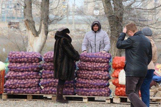 Астраханцы предпочитают рынки магазинам