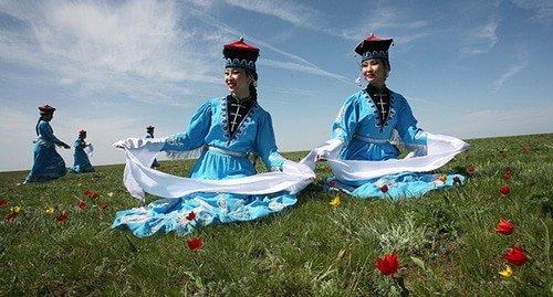 Фестиваль тюльпанов в Калмыкии вызвал интерес туристов