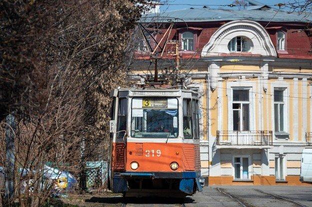 В Таганроге проведут модернизацию трамвайной сети и обновят 60 трамваев