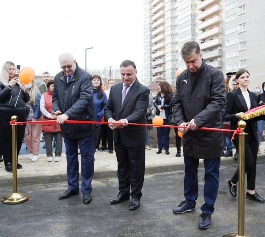 В Ростове досрочно сдали первую очередь ЖК «Сокол Градъ»