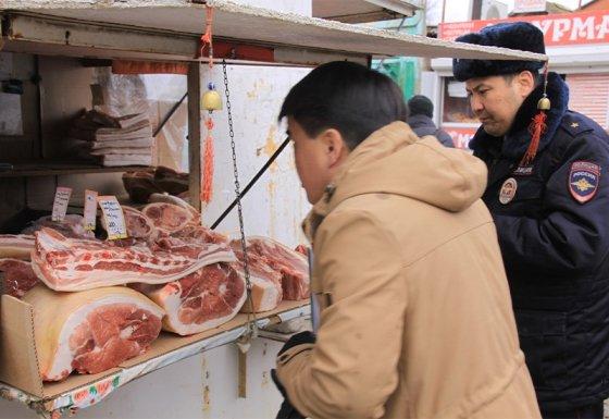 В Калмыкии Россельхознадзор выявил мясную продукцию без маркировки