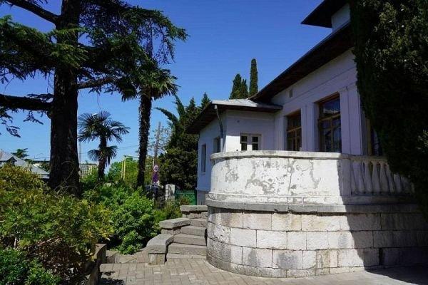 Дом-музей Островского отреставрируют в Сочи