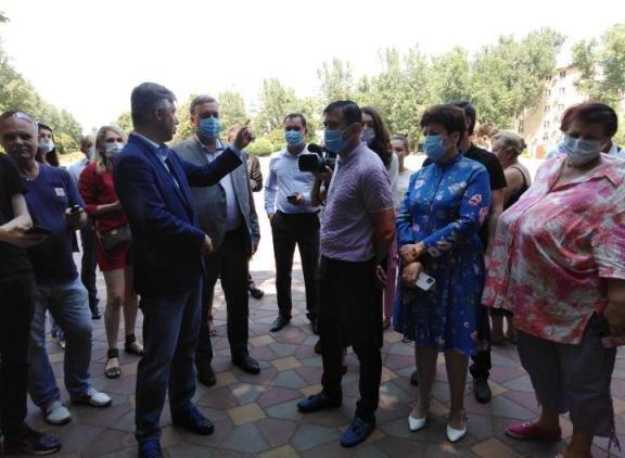 Жители Ростова выберут облик нового фонтана на Аллее Роз