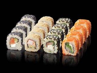 Доставка суши в Краснодаре от компании Роллбокс