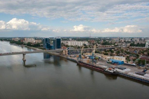 Астрахань собираются превращать в  город-дельту