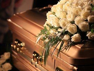 Товары для похорон