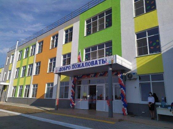 Две новые школы открылись вчера в Астрахани