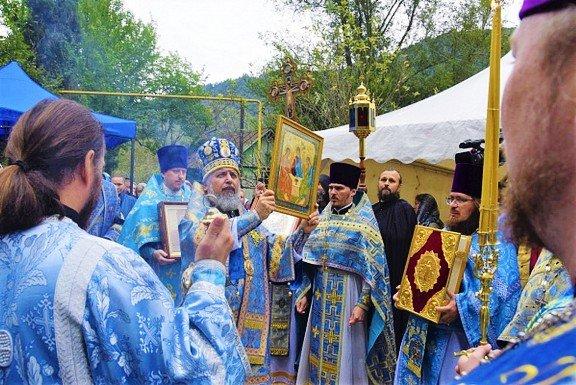Древний мужской монастырь восстановят в Сочи