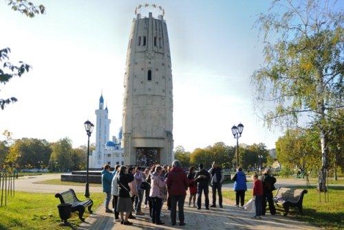 В Майкопе для туристов запустили новый маршрут по памятным и историческим местам